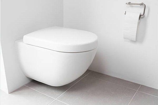 vvs valby badeværelse væghængt toilet