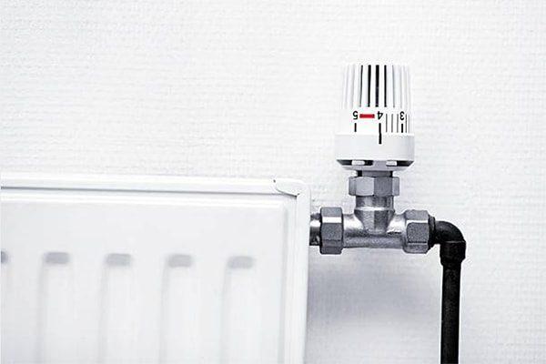 vvs valby varme radiator termostat